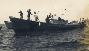 Pescando no profundo